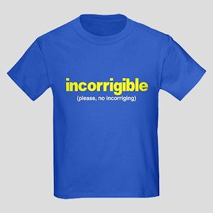 Incorrigible Kids Dark T-Shirt