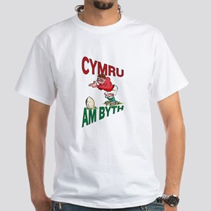 Welsh Rugby - Kicker T-Shirt