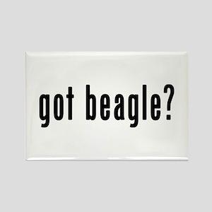 GOT BEAGLE Rectangle Magnet