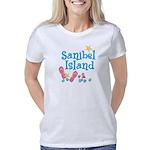 Flip-Flops10x10 Women's Classic T-Shirt