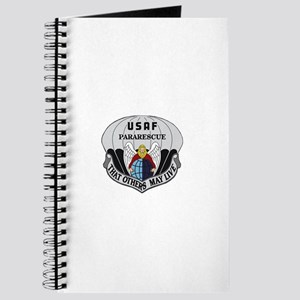 Pararescue Items Journal