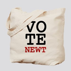 Vote Newt Gingrich Tote Bag