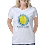 Feminism and Food Women's Classic T-Shirt