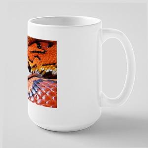 Corn Snake 3 Large Mug
