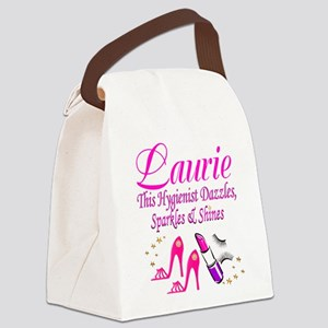 DENTAL HYGIENIST Canvas Lunch Bag