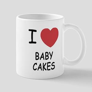 I heart baby cakes Mug