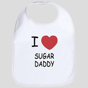 I heart sugar daddy Bib