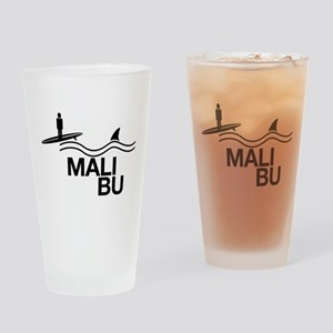 Malibu Drinking Glass