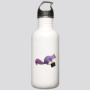 Purple Squirrel Stainless Water Bottle 1.0L
