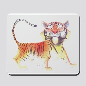 Cute Tiger Mousepad