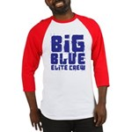 Big Blue Elite Crew Baseball Jersey