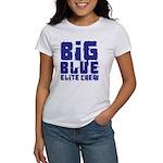 Big Blue Elite Crew Women's T-Shirt