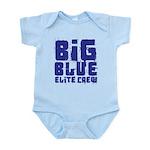 Big Blue Elite Crew Infant Bodysuit