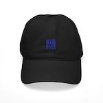 Big Blue Elite Crew Black Cap