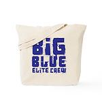 Big Blue Elite Crew Tote Bag