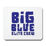 Big Blue Elite Crew Mousepad