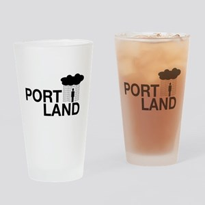 Portland Drinking Glass