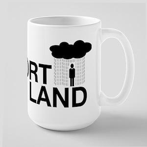 Portland Large Mug
