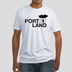 Portland Fitted T-Shirt