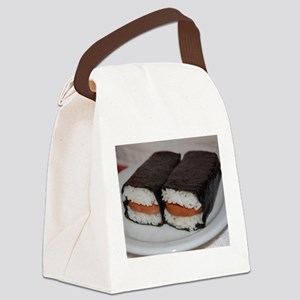 Spam Musubi Canvas Lunch Bag