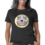 uscg clipart lge Women's Classic T-Shirt
