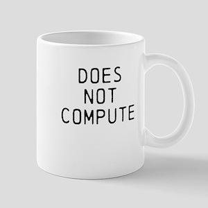 does not compute Mug