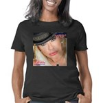 Air Force Amy - Burning Ma Women's Classic T-Shirt