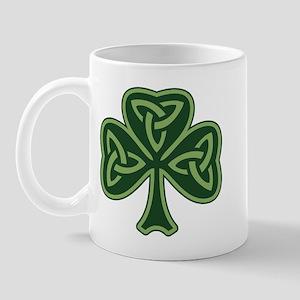 Trinity Shamrock Mug