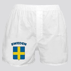 Sweden Boxer Shorts
