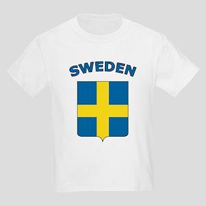 Sweden Kids T-Shirt
