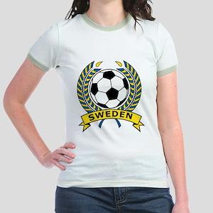 Soccer Sweden Jr. Ringer T-Shirt