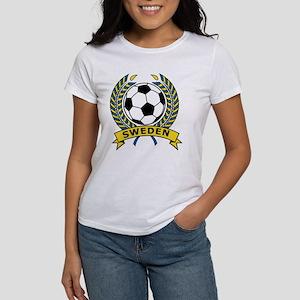 Soccer Sweden Women's T-Shirt