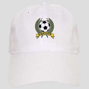 Soccer Sweden Cap