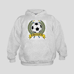 Soccer Sweden Kids Hoodie