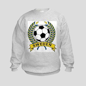 Soccer Sweden Kids Sweatshirt