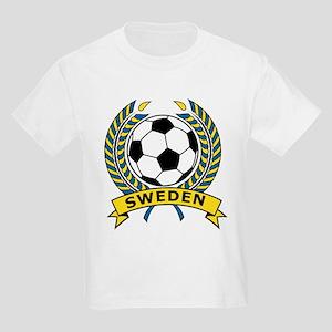 Soccer Sweden Kids T-Shirt