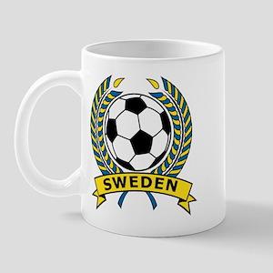 Soccer Sweden Mug