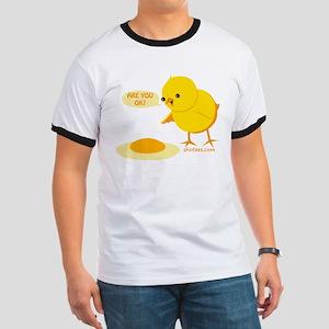 Funny Chick Ringer T