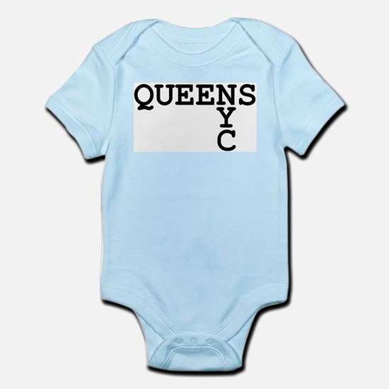 QUEENS NYC Infant Bodysuit