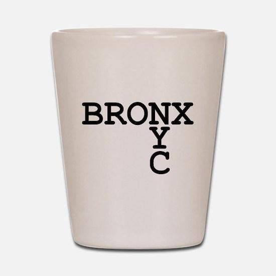 BRONX NYC Shot Glass