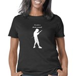 flechewoundtrans Women's Classic T-Shirt