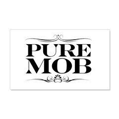 Official Lil Rue Pure Mob 22x14 Wall Peel