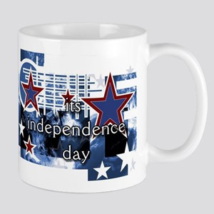 It's Independence Day Mug