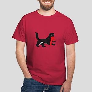 Irkutsk Emblem Dark T-Shirt
