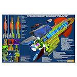 Atomic Rocket Cruiser Polaris