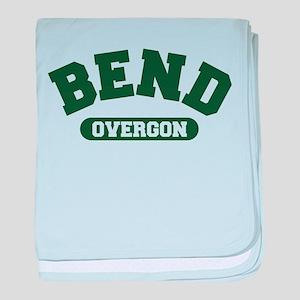 Bend Over-gon baby blanket