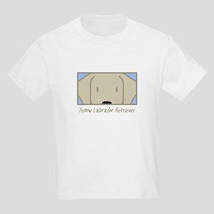Anime Yellow Lab Kids Light T-Shirt
