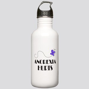Anorexia Hurts Stainless Water Bottle 1.0L