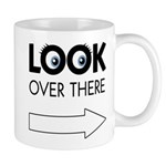 Look Over There Mug