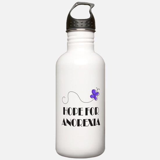 Hope For Anorexia Water Bottle